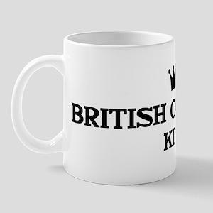 british columbian King Mug