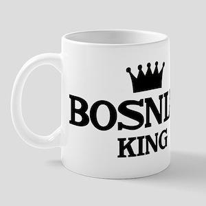 bosnian King Mug