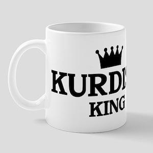 kurdish King Mug