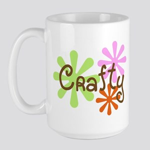 Crafty Large Mug