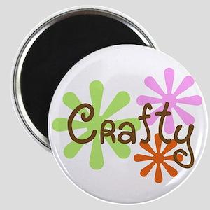 "Crafty 2.25"" Magnet (10 pack)"