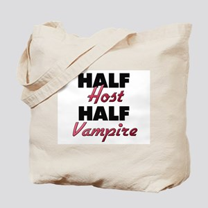 Half Host Half Vampire Tote Bag