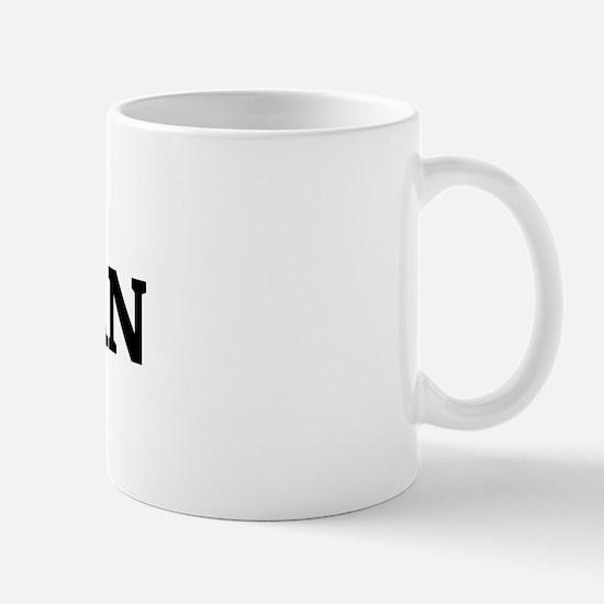 balkan King Mug