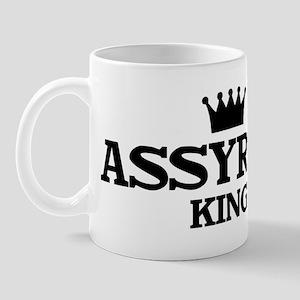 assyrian King Mug