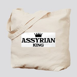 assyrian King Tote Bag