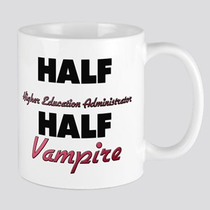Half Higher Education Administrator Half Vampire M