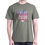 Bride's Last Night Dark T-Shirt