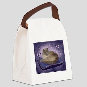 Yarlia Canvas Lunch Bag