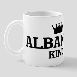 albanian King Mug