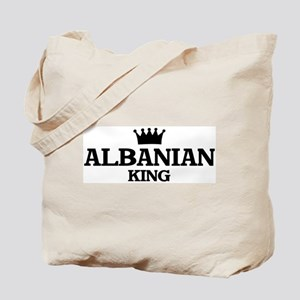 albanian King Tote Bag