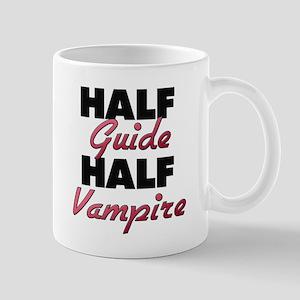 Half Guide Half Vampire Mugs