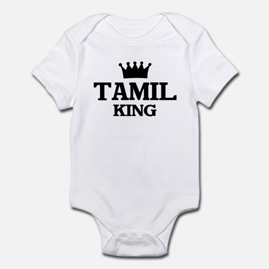 tamil King Infant Bodysuit