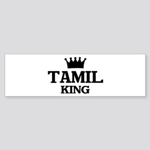 tamil King Bumper Sticker
