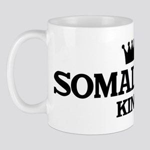 somalians King Mug