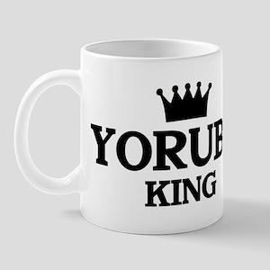 yoruba King Mug