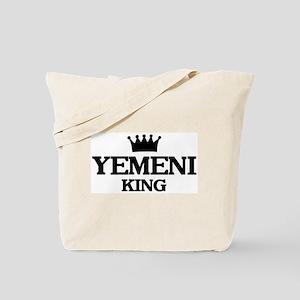yemeni King Tote Bag