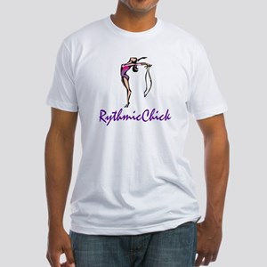 RhythmicChick Fitted T-Shirt