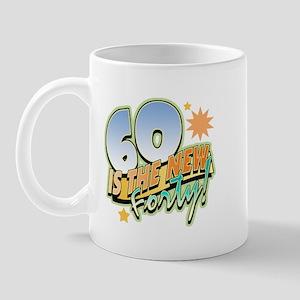 60 New Forty Mug