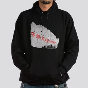 Odds are Never in Our Favor Hoodie (dark)