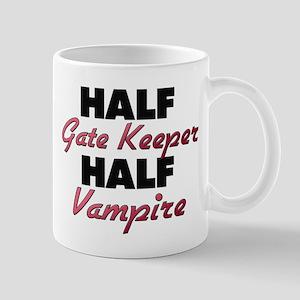 Half Gate Keeper Half Vampire Mugs