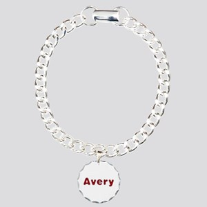 Avery Santa Fur Charm Bracelet