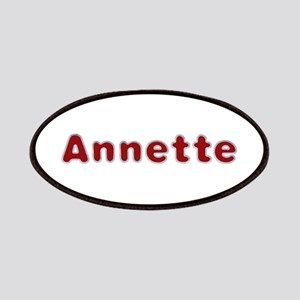 Annette Santa Fur Patch