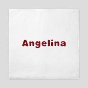 Angelina Santa Fur Queen Duvet