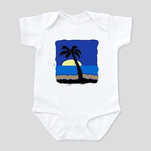 Palm Infant Bodysuit