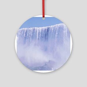 Niagara Falls USA Ornament (Round)