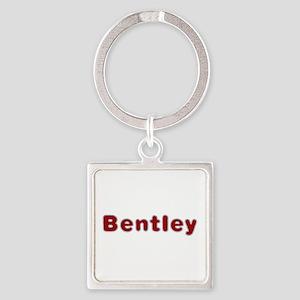 Bentley Santa Fur Square Keychain