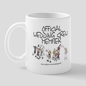 Wedding Crew Member Mug