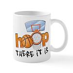 Hoop... There It Is Mug