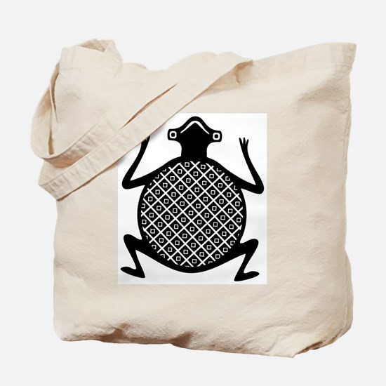 AbOriginalzc Mimbres Toad Tote Bag