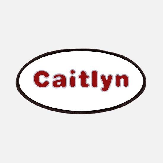 Caitlyn Santa Fur Patch