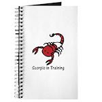 Scorpio in Training (Journal)