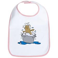 Cat Bath II Bib