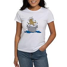 Cat Bath II Women's T-Shirt