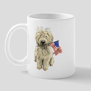 4th of July Doodle Mug