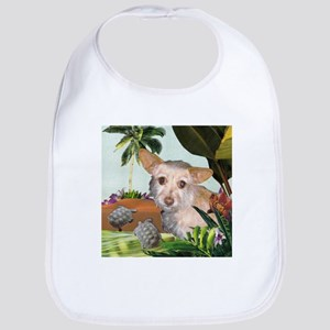 Terrier Chihuahua Mix Bib