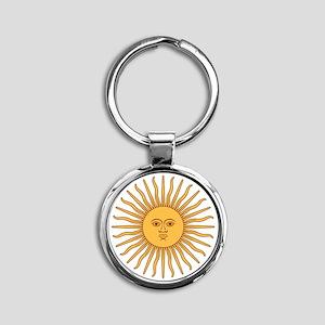 Sol de Mayo Keychains
