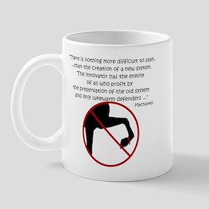 No Sore Enmity Mug
