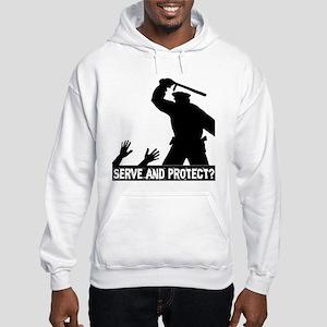 Police Brutality Hooded Sweatshirt