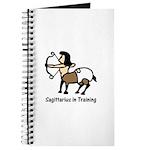 Sagittarius in Training (Journal)