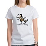 Sagittarius in Training (Women's T-Shirt)