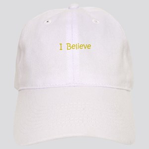 Gold I Believe Cap