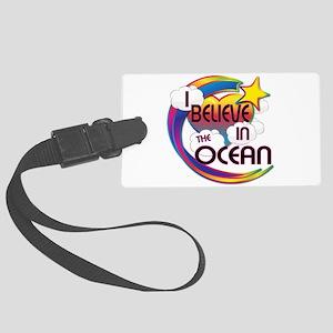 I Believe In The Ocean Cute Believer Design Large