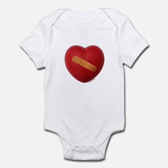 You Healed My Heart Infant Bodysuit