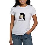 Virgo in Training (Women's T-Shirt)