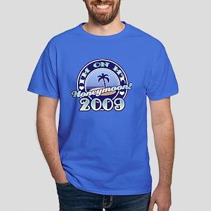 On My Honeymoon Dark T-Shirt