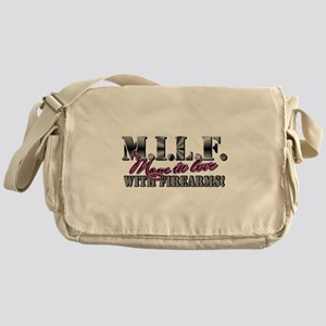M.I.L.F. - Moms in love with firearms Messenger Ba